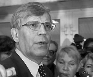 Председатель Банка России Сергей Игнатьев