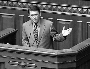 Есть мнение, что с помощью Мельниченко Ющенко пытается набрать компромат на Тимошенко