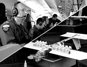 Минобороны РФ уверено, что американские военные вручную управляли беспилотниками, атаковавшими российскую авиабазу Хмеймим