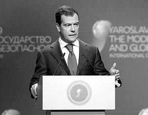 По мнению некоторых экспертов, выступление Дмитрия Медведева оказалось самым либеральным на форуме