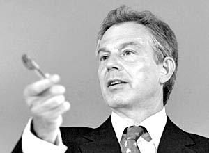 Тони Блэр - самый высокооплачиваемый премьер-министр страны
