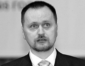 Генеральный директор ООО «Корпорация «Газэнергопром» Сергей Белобородов