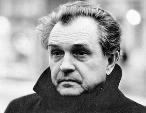 Писатель Александр Зиновьев
