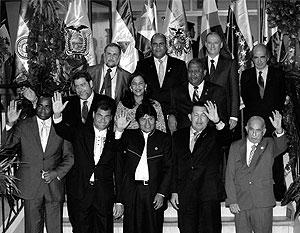 Окончательное решение о введении новой валюты было принято на саммите блока АЛБА