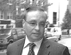 Бывший сотрудник ООН Александр Яковлев