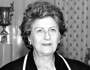 79-летняя Биляна Плавшич была прозвана «железной леди» за бескомпромиссность своих взглядов