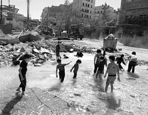 США хотят любыми способами затруднить и затормозить восстановление Сирии