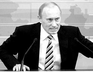 Путин борется с посредниками