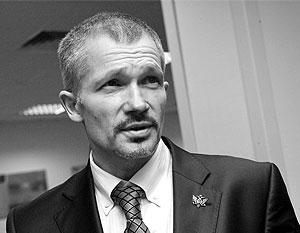 Игорь Трунов может лишиться статуса адвоката