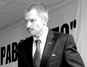 По версии СКП, Игорь Трунов сам собирался лишить себя полномочий