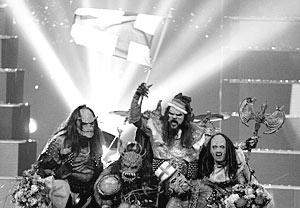 Финские монстры не позволили России выиграть «Евровидение»