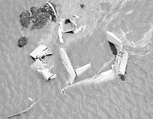 По данным властей, столкновение произошло в греческом воздушном пространстве