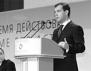 Дмитрий Медведев попросил водителей быть более вежливыми