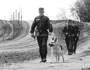 Украинский нарушитель решил не проходить контроль