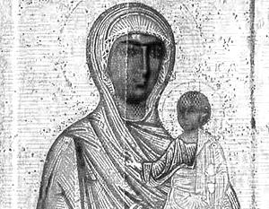 Икона Торопецкой Богоматери была написана, по разным оценкам, в XII-XIV вв.