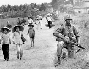По официальным данным, больше 2 тысяч американских оккупантов пропали без вести во Вьетнаме