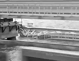 По мнению наблюдателей, инцидент при строительстве Крымского моста не повлияет на ход работ