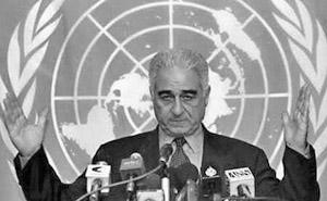 Глава программы ООН