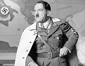 Гитлера пытался убить Том Круз, но получилось это у Жида-Медведя