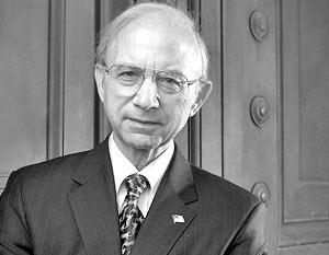 Глава Национального архива США Ален Вайнстайн