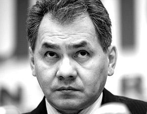 Сергей Шойгу взывает к ответственности спортсменов и владельцев пожароопасных помещений