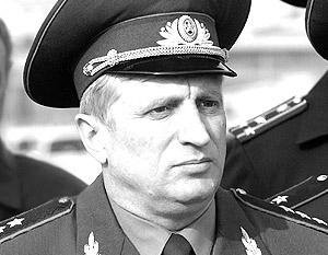 Александр Постников до сих пор командовал войсками СибВО