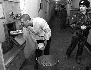 Заключенные умерли от пищевого отравления