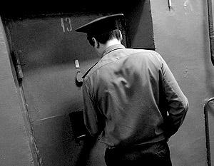 Обвинения предъявлены сотруднику СИЗО