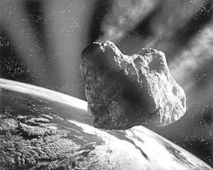 Норвегия подверглась атаке одного из крупнейших метеоритов, которые когда либо долетали до Земли