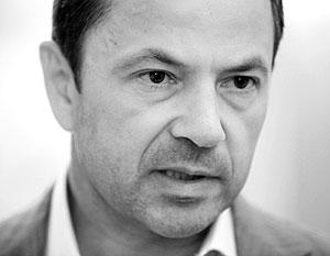Лидер партии «Сильная Украина» Сергей Тигипко не отказался от президентских амбиций