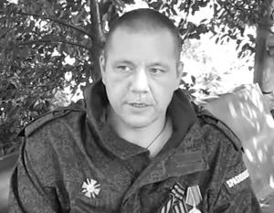 По одной из версий, кандидат в главы ДНР Игорь Хакимзянов стал целью украинских диверсантов