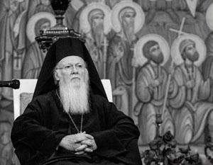 За обоснованиями Варфоломеем украинской автокефалии сквозит искажение истории и даже самообвинение Вселенской патриархии во взяточничестве