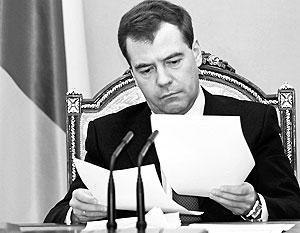 Дмитрий Медведев предлагает реже арестовывать предпринимателей
