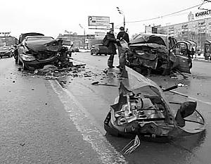Основная надежда следователей по ДТП на Ленинском – автоэкспертиза и показания свидетелей