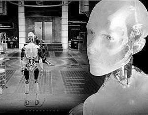 Представьте себе картинку: мир наводнен роботами, работающими на базе операционной системы Windows