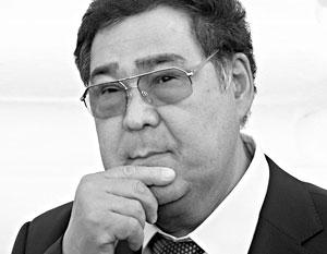 Аман Тулеев сохраняет губернаторскую должность, но, полагают эксперты, в последний раз
