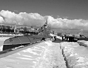 Субмарина С-189 впервые была спущена на воду в 1955 году
