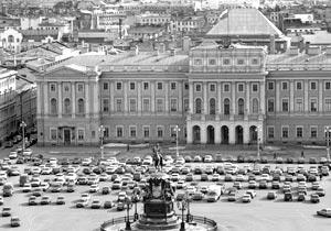 Здание Законодательного собрания Санкт-Петербурга