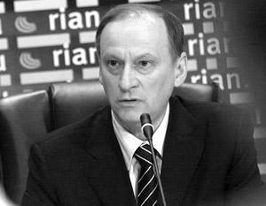 Патрушев увидел в московских терактах «грузинский след»
