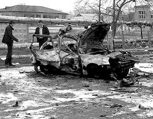 Взрыв унес жизни одиннадцати человек
