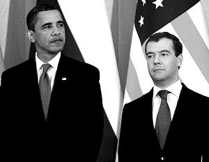 Дмитрий Медведев и Барак Обама подписали новую страницу мировой истории