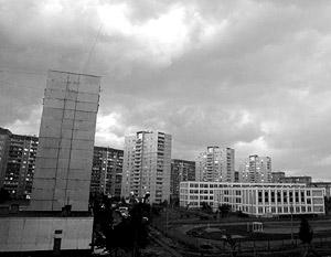 Москва оказалась в полукольце мелкодисперсных частиц