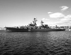 Российские корабли останутся в Севастополе надолго