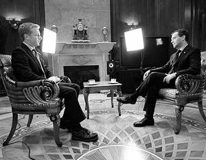 Дмитрий Медведев хочет, чтобы у России было  его выражение лица