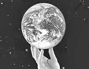 Земля поглощает 70% всей радиации, которую получает от Солнца