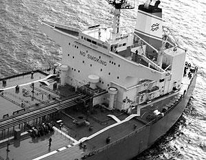 По словам военных, танкер освободили за 22 минуты