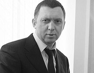 Олег Дерипаска встретился в Москве с иcпанским судьей