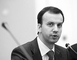 Глава наблюдательного совета РШФ Аркадий Дворкович