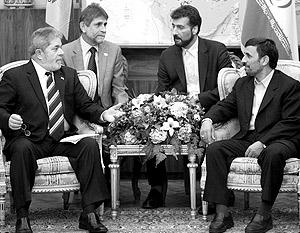 Президент Бразилии отправился на переговоры в Иран прямо из России
