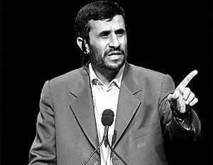 Махмуд Ахмадинежад призвал мировое сообщество продолжить переговоры с ним по иранской ядерной программе